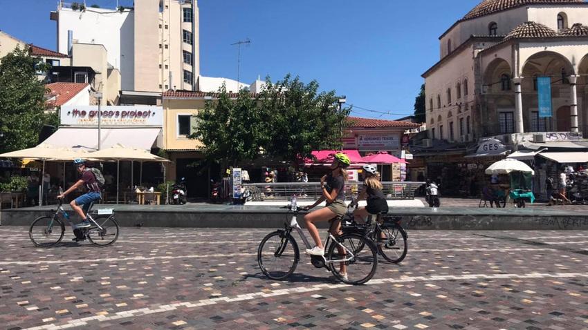 Ποδηλατοβόλτα   «Από την παλιά στη σύγχρονη Αθηναϊκή κατοικία»