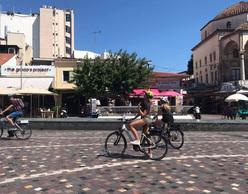 Ποδηλατοβόλτα | «Από την παλιά στη σύγχρονη Αθηναϊκή κατοικία»