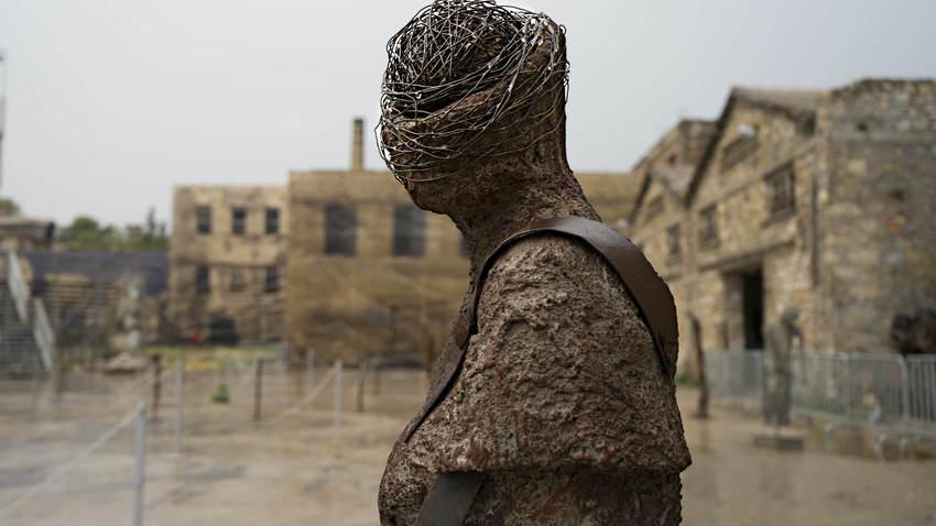 Ασπασία Σταυροπούλου : «Άνθρωποι στον Χρόνο»