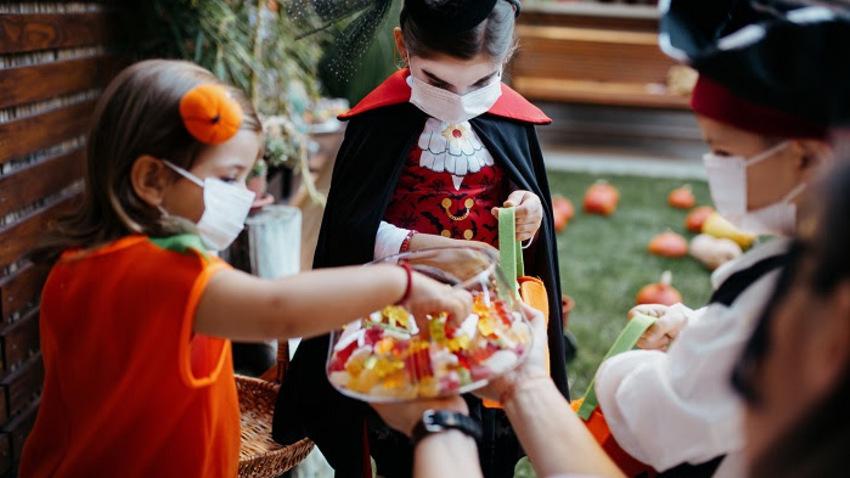 Το Halloween των παιδιών στα Αηδονάκια!