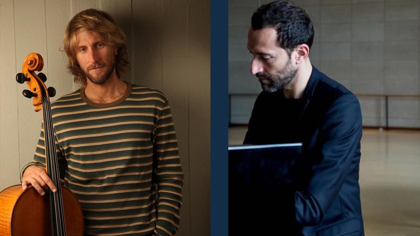Μπραμς & Ραχμάνινοφ σε τσέλο και πιάνο | Κ. Σφέτσας - Στ. Θωμόπουλος