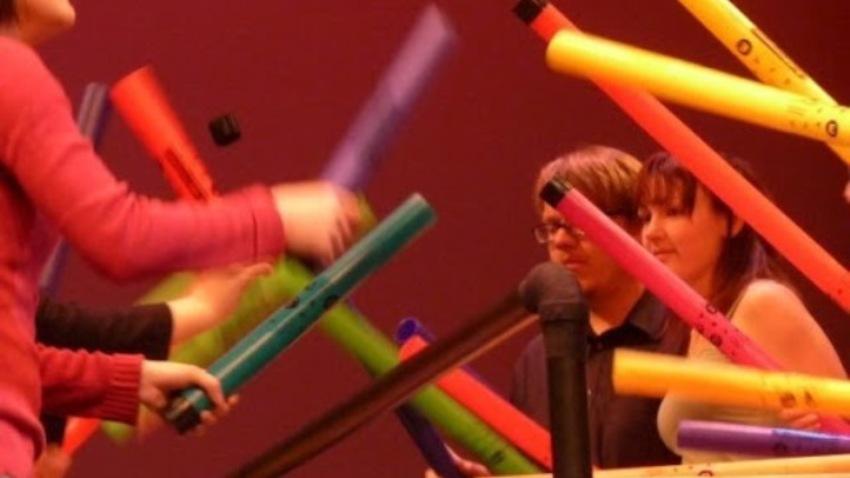 Εκπαιδευτικά προγράμματα του Μεγάρου Mουσικής Αθηνών
