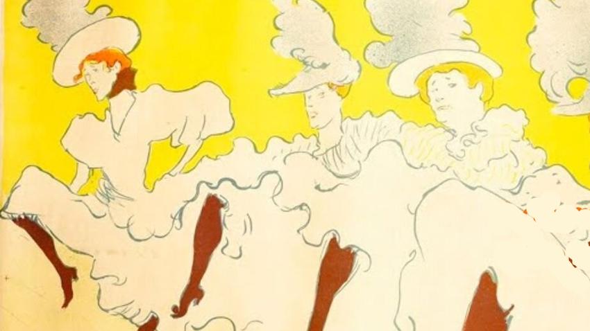 Webinar Τέχνης   O Toulouse Lautrec στο Παρίσι της Belle Epoque