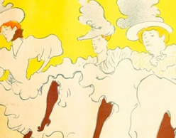Webinar Τέχνης | O Toulouse Lautrec στο Παρίσι της Belle Epoque