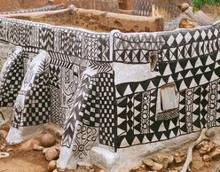 Τα ζωγραφιστά σπίτια των Kassena | Εργαστήρι στο Μουσείο Των Ηρακλειδών