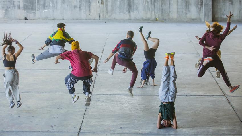 Ancient Future Solo | Εκπαιδευτικό πρόγραμμα χορού για εφήβους από το Φεστιβάλ Αθηνών και Επιδαύρου