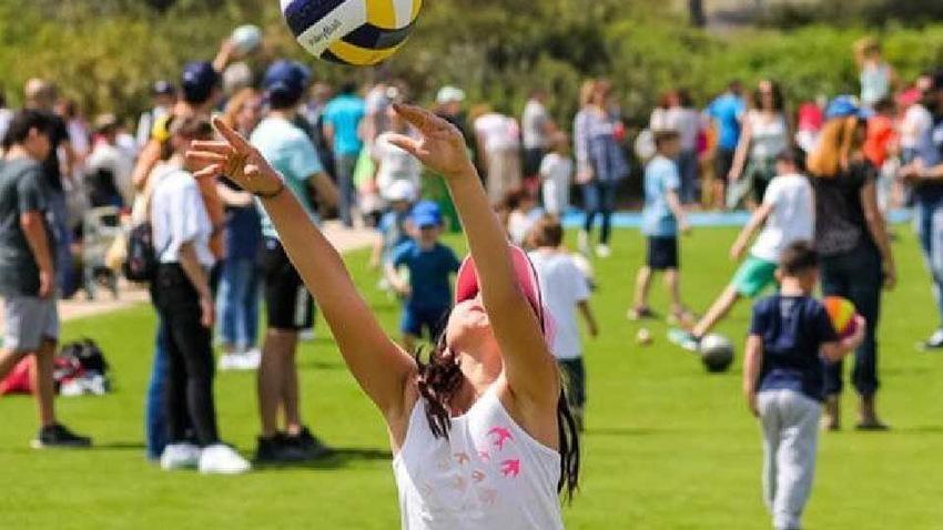 Αθλητισμός και ευεξία στο Πάρκο του ΚΠΙΣΝ