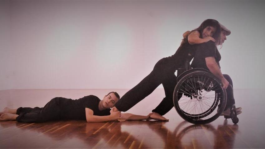 «MIND THE GAP» | ομάδα Dagipoli Dance Co