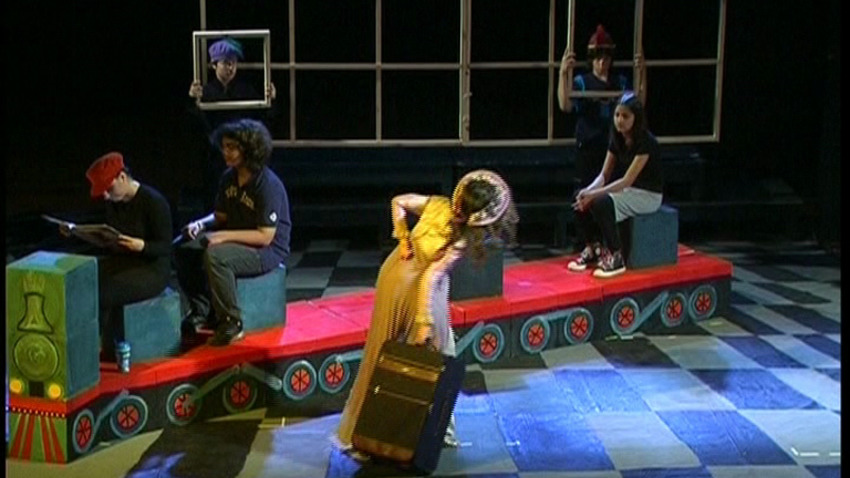 ΑΝΑΒΟΛΗ | Μικροί Θίασοι | Θεατρικό Εργαστήριο για εφήβους