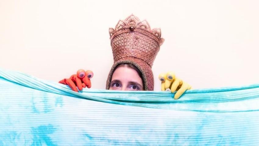 Η Βασίλισσα των Πάντων | Μια βρεφική παράσταστη σε σκην. Λ. Φισφή