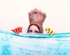 ΑΝΑΒΟΛΗ | Η Βασίλισσα των Πάντων | Μια βρεφική παράσταστη σε σκην. Λ. Φισφή