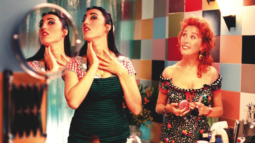 Chica Almodóvar   «Αλμοδοβαρικές» μουσικές στην Κυψέλη