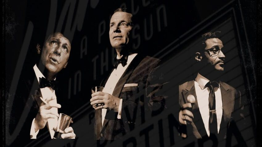 FRANK SINATRA and Friends | Ένα musical - αφιέρωμα στην εποχή του RatPack