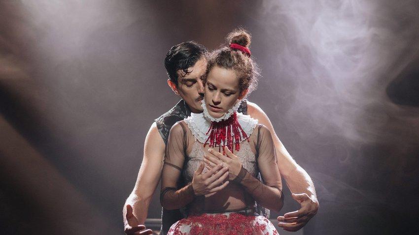 This is not Romeo & Juliet   A work by Argyris Pandazaras
