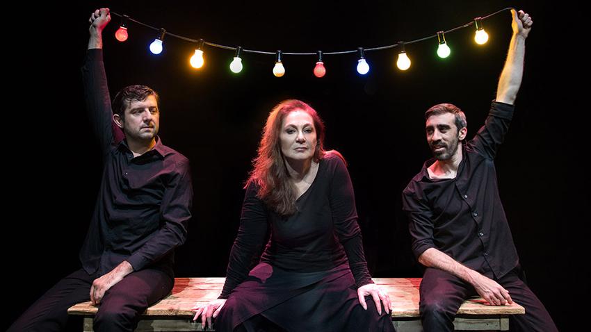Αρίστος | Από το Θέατρο Πορεία για μια μοναδική live προβολή