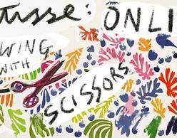 Henri Matisse :: Ζωγραφίζοντας με ψαλίδια