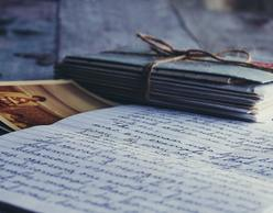 Αποσπάσματα ενός δείπνου: επιστολές από μακριά