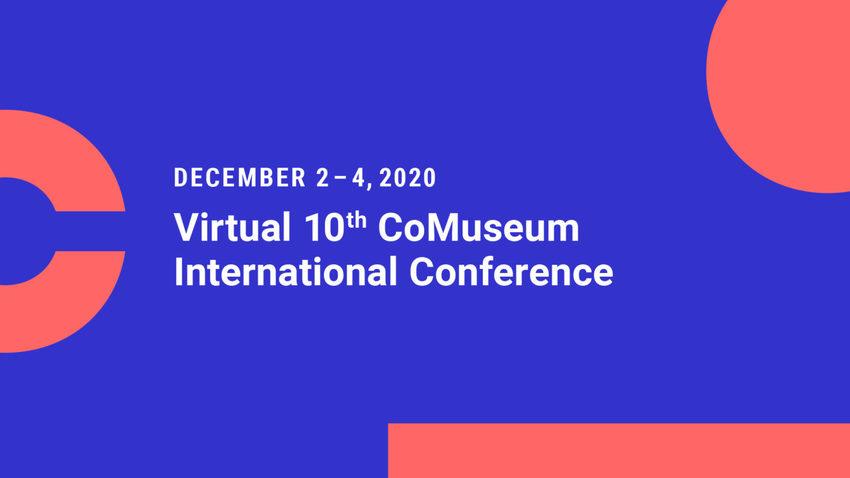 10 χρόνια THE CoMUSEUM | Διαδικτυακό Συνέδριο & Εργαστήρια