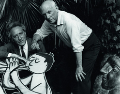 Picasso-Cocteau: Τέχνη και φιλία, κοινωνία και ανατροπή