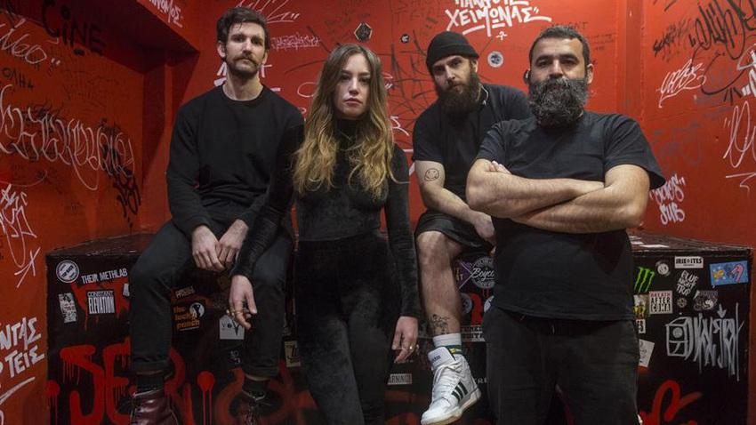 PUTA VOLCANO | Live από το ΑΝ & τα Stages A/live της Στέγης