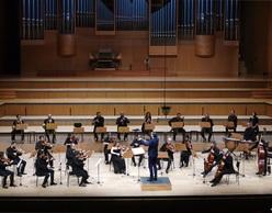 Οι Μουσικοί της Καμεράτας και ο Γιώργος Πέτρου σε συνθέσεις G. F. Händel