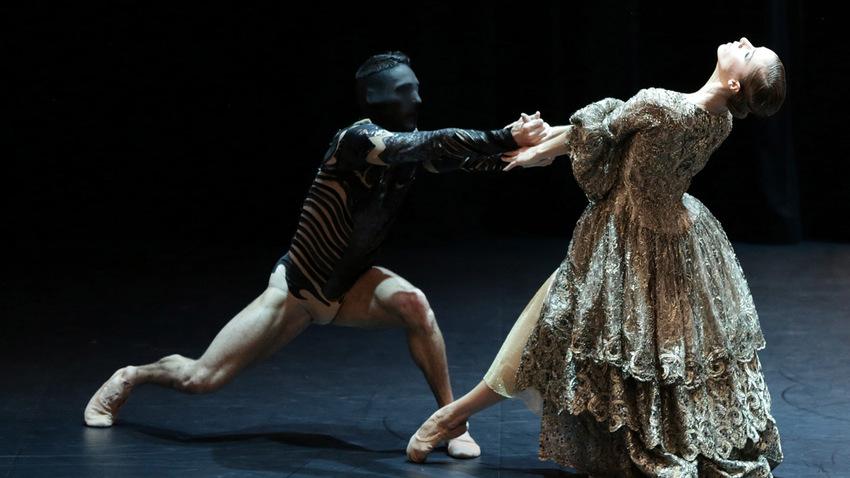 Η Πεντάμορφη και το Τέρας | Malandain Ballet