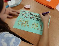 «Σχολεία για Όλους - Συμπερίληψη Παιδιών Προσφύγων στα Ελληνικά Σχολεία»