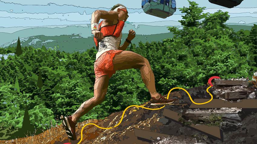 Red Bull Σκαλάκια | Virtual και physical αγώνας ορεινού τρεξίματος