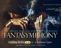 FANTASYMPHONY   Η επική μουσική των καλύτερων κινηματογραφικών ταινιών φαντασίας