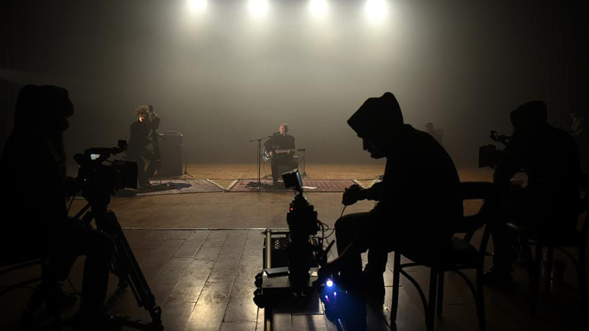 STAGES A/LIVE: Παύλος Παυλίδης trio στο Principal Club Theater