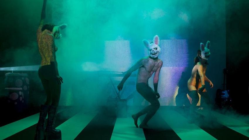Φεστιβάλ στη Στέγη | FUTURE N.O.W.