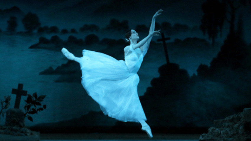 ΖΙΖΕΛ | ΜΠΑΛΕΤΟ MARIINSKY | Mε την Prima ballerina DIANA VISHNEVA