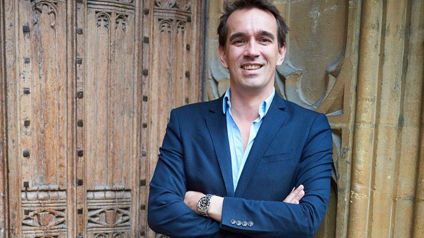 Δρ. Peter Frankopan :: «Παγκόσμια Ελλάδα: Μια ιστορία»