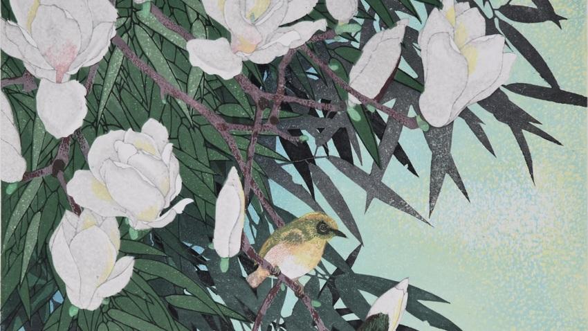 Μεταξύ ουρανού και γης | Έκθεση σύγχρονης Ιαπωνικής Χαρακτικής