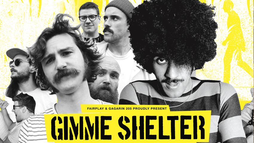 Το Gimme Shelter Film Festival στην Τεχνόπολη!