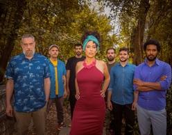 Sugahspank! & Blend Mishkin ft. Roots Evolution: Caribbean soul