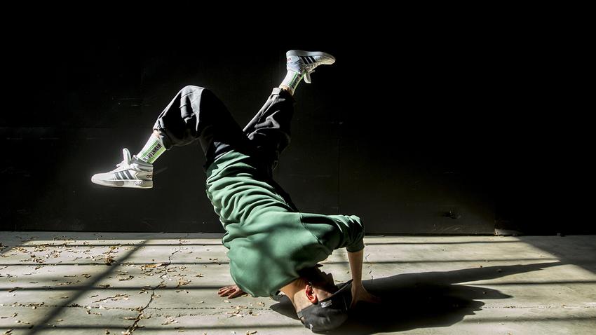 All Style Battle :: Athens Epidaurus Festival Urban Dance Contest