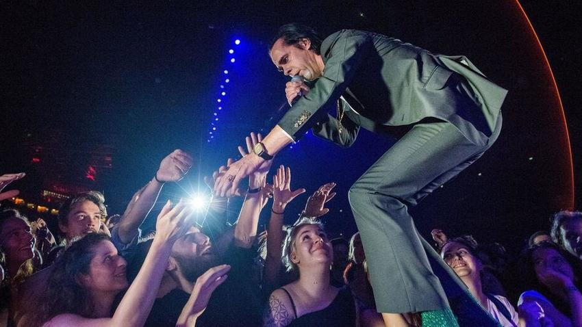 Release Athens 2022 / Nick Cave & The Bad Seeds, Mogwai