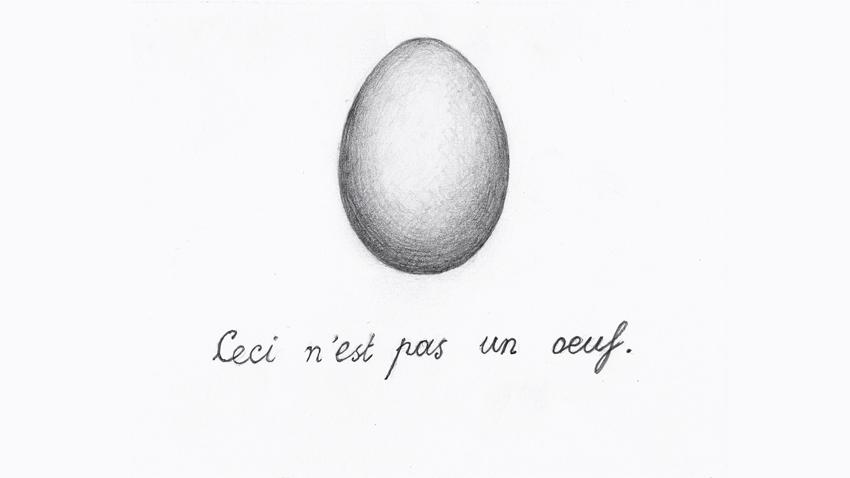Γιάννης Κόκκαλης - «Αυγό ως Εγώ»