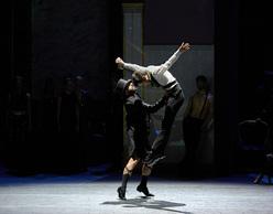 Εθνική Λυρική Σκηνή / Κ. Ρήγος :: Χορός με τη σκιά μου