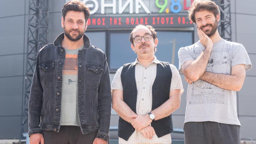 Πλατεία θεάτρου   Δελφίνοι ή Καζιμίρ και Φιλιντόρ σε podcast στον 9.84fm!