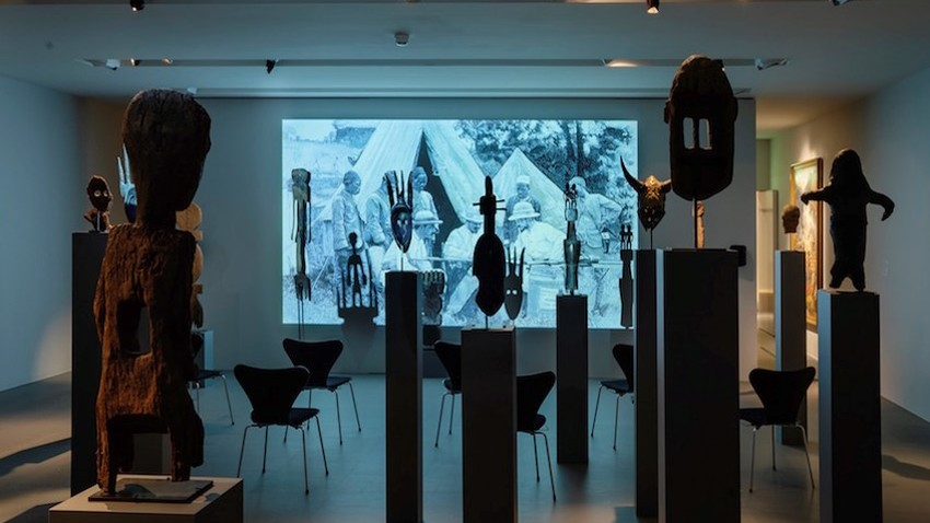 Artist Talk | KADER ATTIA: THE MUSEUM OF REPAIR