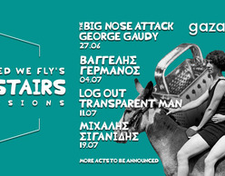 UPSTAIRS SESSIONS by United We Fly   The Big Nose Attack - George Gaudy