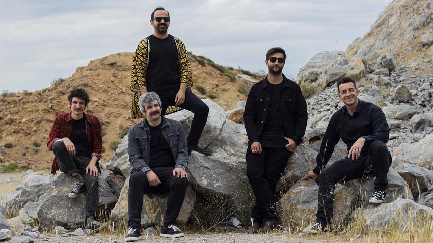 Monsieur Minimal :: Easteria Live Band summer tour
