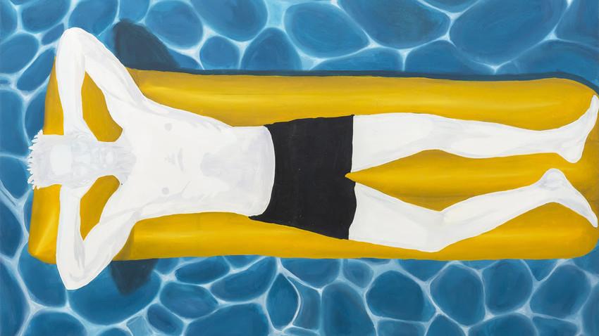 Truthful waters: Η πρώτη ατομική έκθεση του Ekene Stanley Emecheta στην Ευρώπη