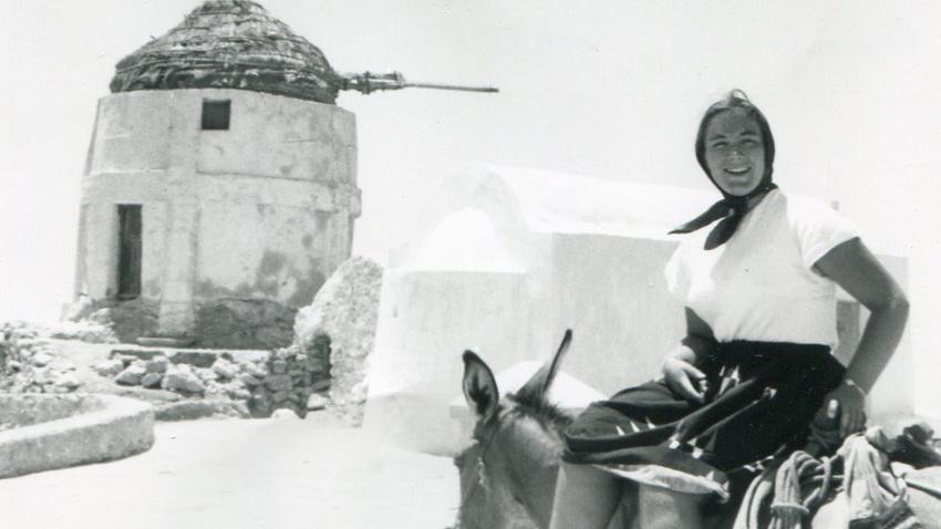 Υφαίνοντας Ιστορίες : Η Margaret Kenna και η Ανάφη