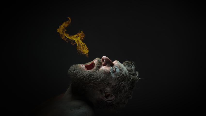 Άρης Μπινιάρης :: «Προμηθέας Δεσμώτης» του Αισχύλου