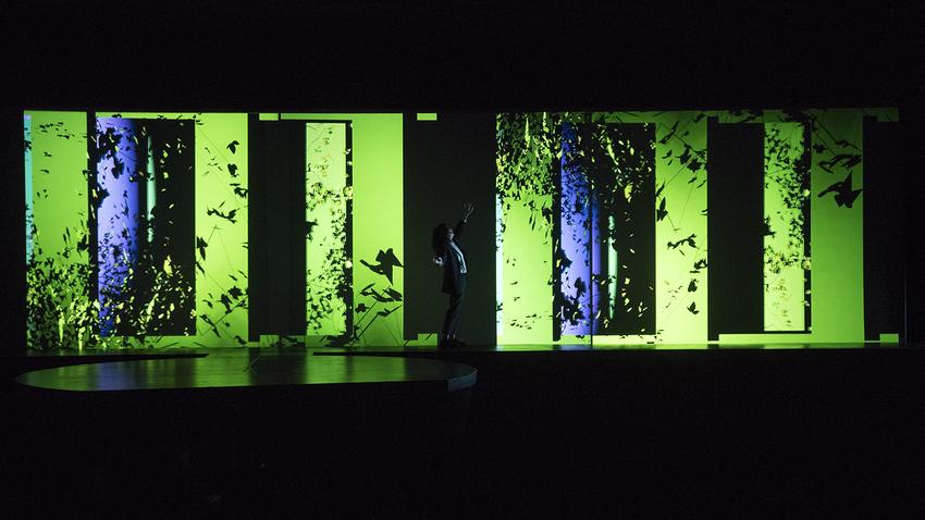 Βία   Μία υβριδική παράσταση της Μαρί Μπρασάρ