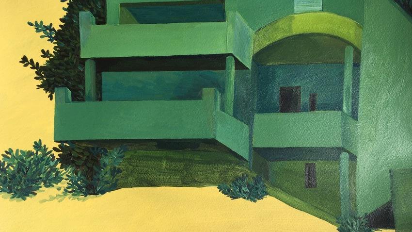 Both Sides Of The Moon | Ατομική έκθεση της Farida El Gazzar