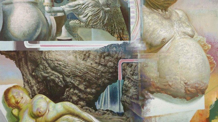 Ατομική έκθεση Νίκου Μόσχου | Animated connotations